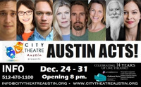 AUSTIN ACTS! A Capital City Virtual Stage Talent Competition in Austin