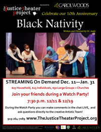 Black Nativity in Raleigh