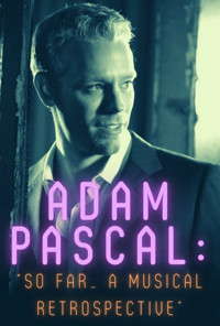 Adam Pascal in New Jersey