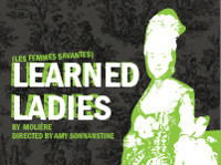 The Learned Ladies by Moliere in Broadway