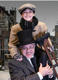 Scrooge the Musical in Dallas
