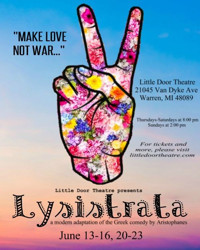Lysistrata by Aristophanes in Detroit