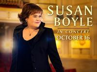 An Evening with Susan Boyle in Costa Mesa