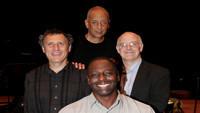 Jae Sinnett's Zero-60 Quartet in Norfolk