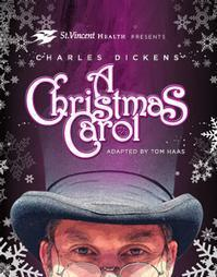 St. Vincent Health presents Charles Dickens' A CHRISTMAS CAROL in Indianapolis