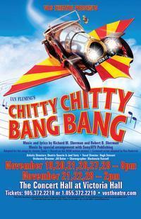 Chitty Chitty Bang Bang in Toronto