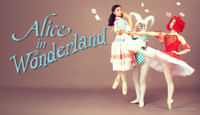 Alice in Wonderland in Broadway