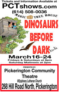 Magic Tree House: Dinosaurs Before Dark KIDS in Off-Off-Broadway