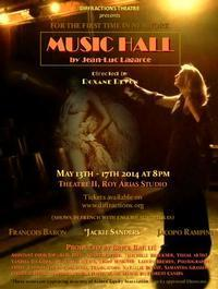 Music Hall in Off-Off-Broadway