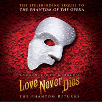 Love Never Dies in Broadway
