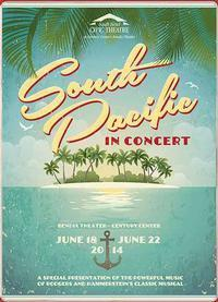 South Pacific In Concert in Broadway