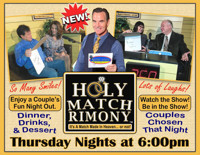 Holy Matchrimony Game Show in South Carolina
