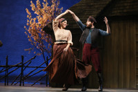 Fiddler on the Roof in Broadway