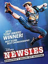Newsies in Tempe