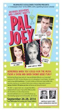 Pal Joey in Milwaukee, WI