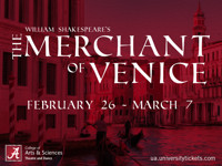 The Merchant of Venice in Birmingham