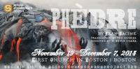 ACTORS' SHAKESPEARE PROJECT presents Phèdre  in Boston