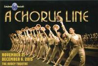 A Chorus Line in Albuquerque