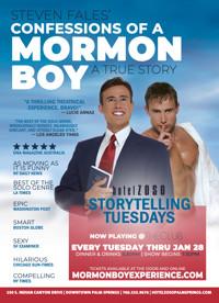 confessions of a mormon boy in Los Angeles