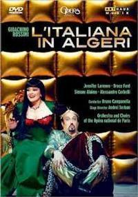 L'Italiana in Algeri in France