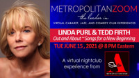 LINDA PURL & TEDD FIRTH ~ Out and About: Songs for a New Beginning in Long Island Logo