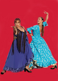Valentines with Carolina Lugo's & Carolé Acuña's Ballet Flamenco in San Francisco
