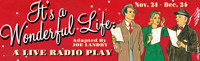 IT?S A WONDERFUL LIFE: A LIVE RADIO PLAY ADAPTED BY JOE LANDRY in Broadway