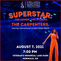 SUPERSTAR: The Songs. The Stories. The Carpenters. in Cleveland