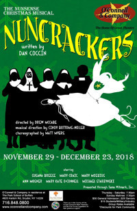Nuncrackers - The Nunsense Christmas Musical in Buffalo