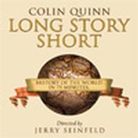 Colin Quinn: Long Story Short in Birmingham