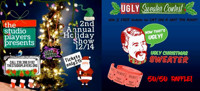 The Studio Players presents Stage2 Improv 2nd Annual Holiday Show in Ft. Myers/Naples