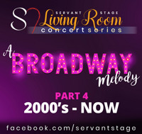 A Broadway Melody: 2000's in Central Pennsylvania Logo