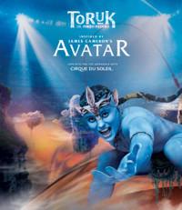 TORUK-THE FIRST FLIGHT (Cirque du Soleil) in Philippines