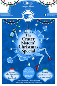 The Crater Sisters' Christmas Special in Broadway
