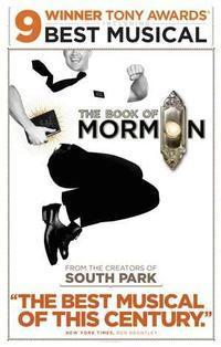 The Book of Mormon in Broadway