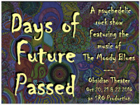 DAYS OF FUTURE PASSED in Broadway