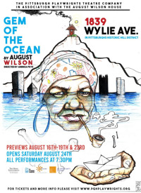August Wilson's Gem of the Ocean in Pittsburgh