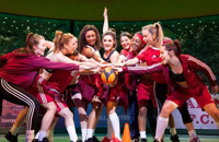 Bend It Like Beckham: The Musical in Broadway