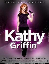 Kathy Griffin in Kansas City