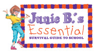 Junie B. Jones Essential Survival Guide To School in Broadway