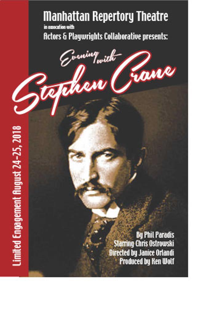 Evening with Stephen Crane