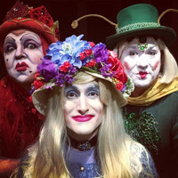 All - Male Alice and The Fabulous Tea Party for Pride 2018 in Broadway