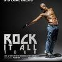 Brahim Zaibat - Rock It All Tour in Belgium