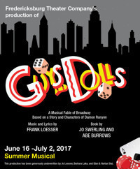 Guys and Dolls in San Antonio