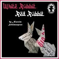 White Rabbit, Red Rabbit in New Hampshire Logo