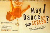 Digital Dance Exhibition - May I Dance on Your Screen? in Central New York