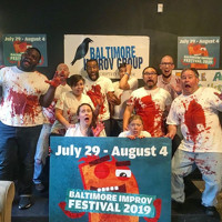 Fade to Black: Oh, The Horror –A Live Horror Movie Comedy Show in Baltimore