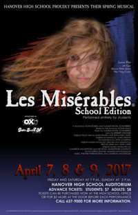 Les Miserables School Edition in Broadway
