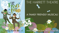 A Year with Frog and Toad in Orlando