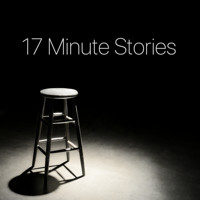 17 MINUTE STORIES Produced by Macha Theatre Works in Seattle Logo